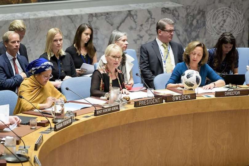 Civil Society Briefers in the UNSC: Past, Present and Future