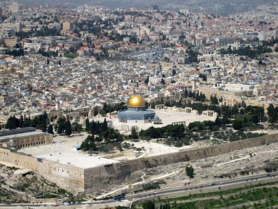 Gravitating Towards Jerusalem?