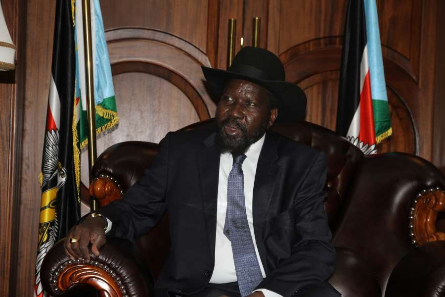 Can the African Union help South Sudan?