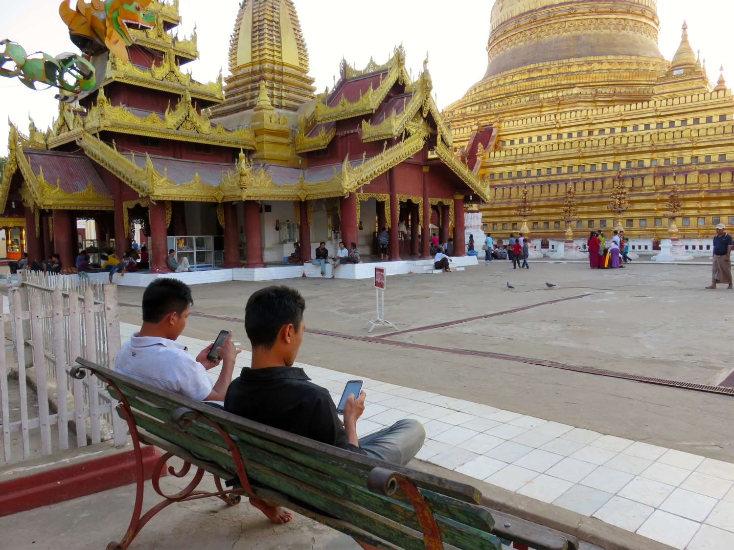 Social Media in Armed Conflict: The Case of Myanmar