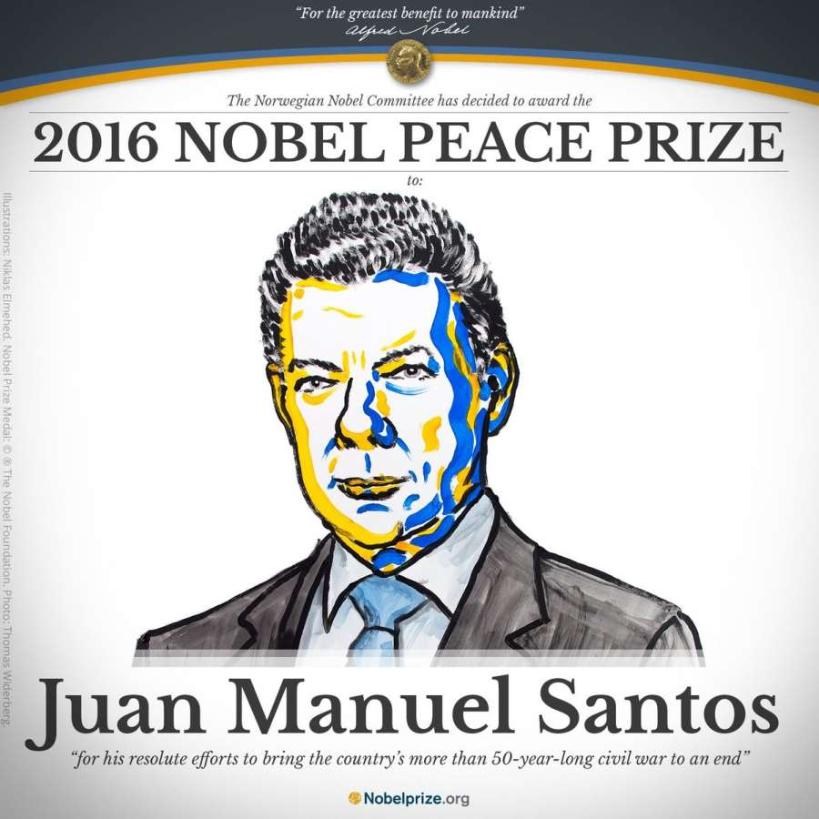 Colombia's Peace Process and the Nobel: A Prize that Changed History?