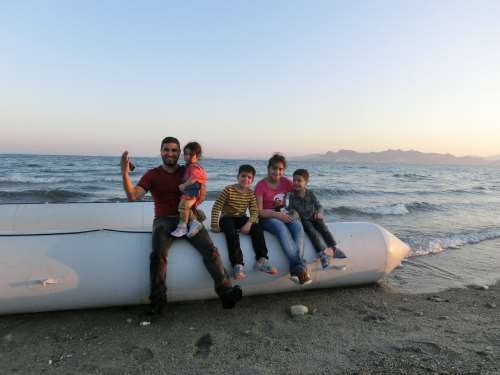 New Project on the EU and the 'Refugee Crisis'