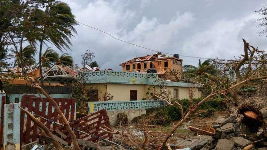Haiti after Hurricane Matthew: Challenges of Humanitarian Aid