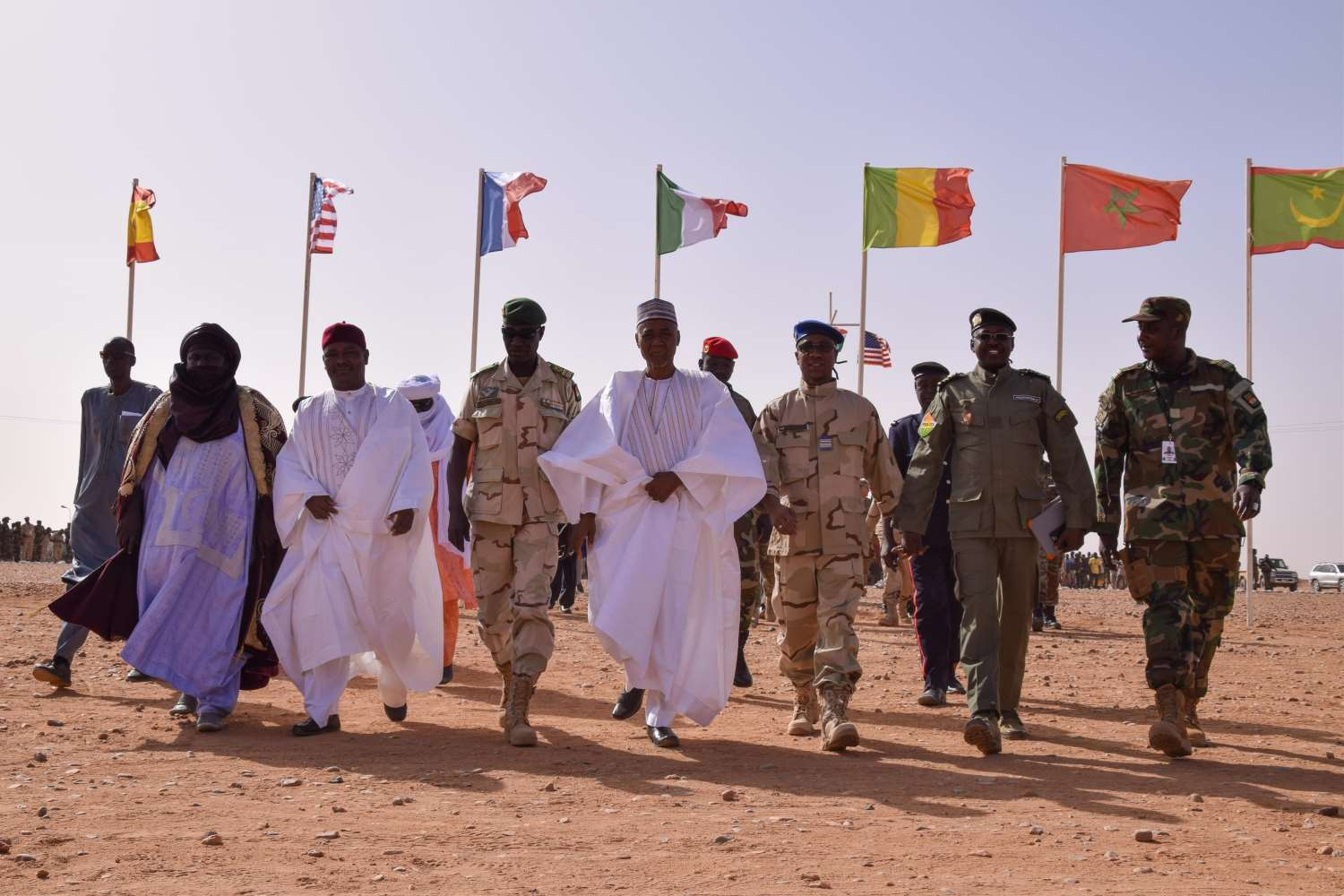 Security force capacity and professionalism in the Sahel