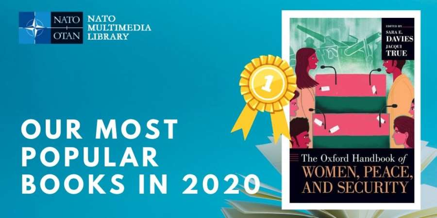 The NATO Library's Most Popular Book in 2020