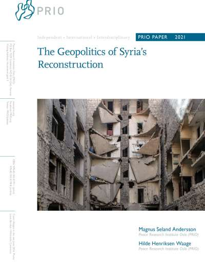 The Geopolitics of Syria's Reconstruction