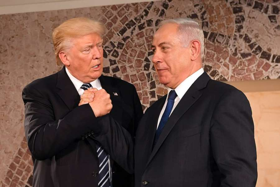 Trump in the Middle East: Negotiating Without Palestinians