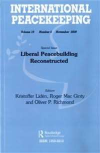 Liberal Peacebuilding Reconstructed