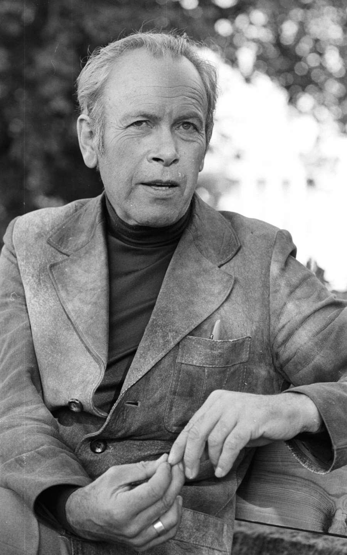 In Memory of Gunnar Garbo