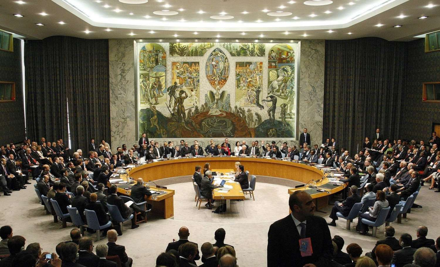 Dialogue Forum for Norway's membership in the United Nations Security Council