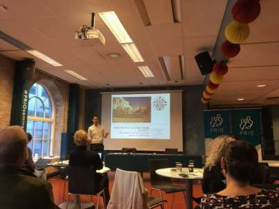 Successful Academic Workshop marks the Formal Launch of the PRIO Centre on Culture and Violent Conflict
