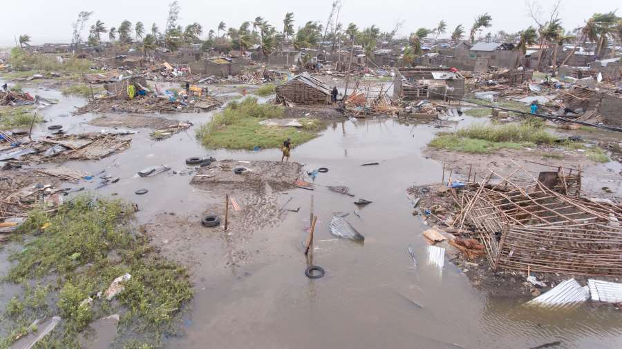Climate Change and Humanitarian Consequences