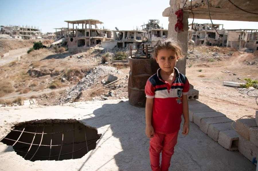 AVLYST: Humanitært frokostseminar: Syria – Hvordan ser framtiden ut?