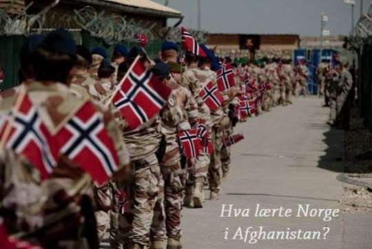 Norway in Afghanistan: What Did We Learn?