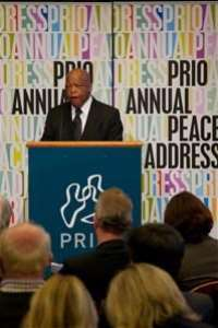 PRIO Annual Peace Address 2011: The Role of Nonviolence in the Struggle for Liberation
