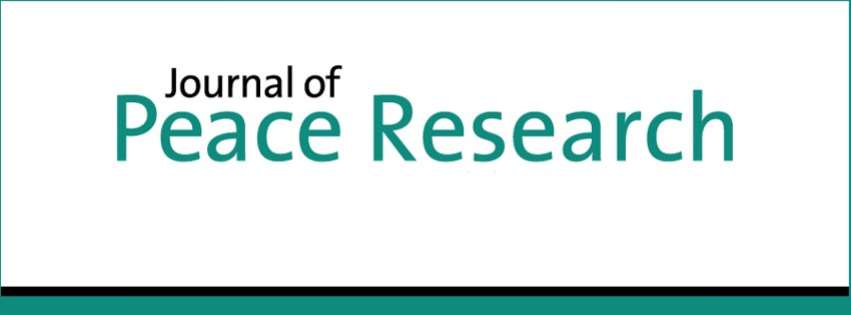 PRIO's Journal of Peace Research makes top three on global ranking