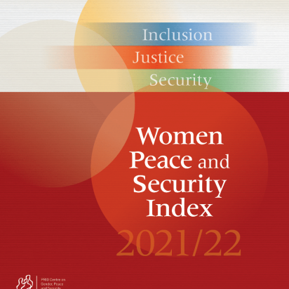 The 2021/22 Global Women, Peace and Security Index Is Out