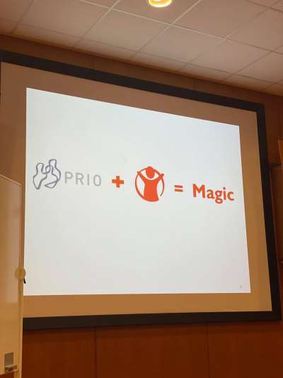 PRIO Researchers Contribute to Master's Course on Gender, Peace and Security at UiO