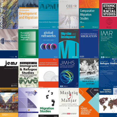 PRIO Migration Centre launches guide to journals