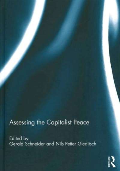 New Book on the Capitalist Peace