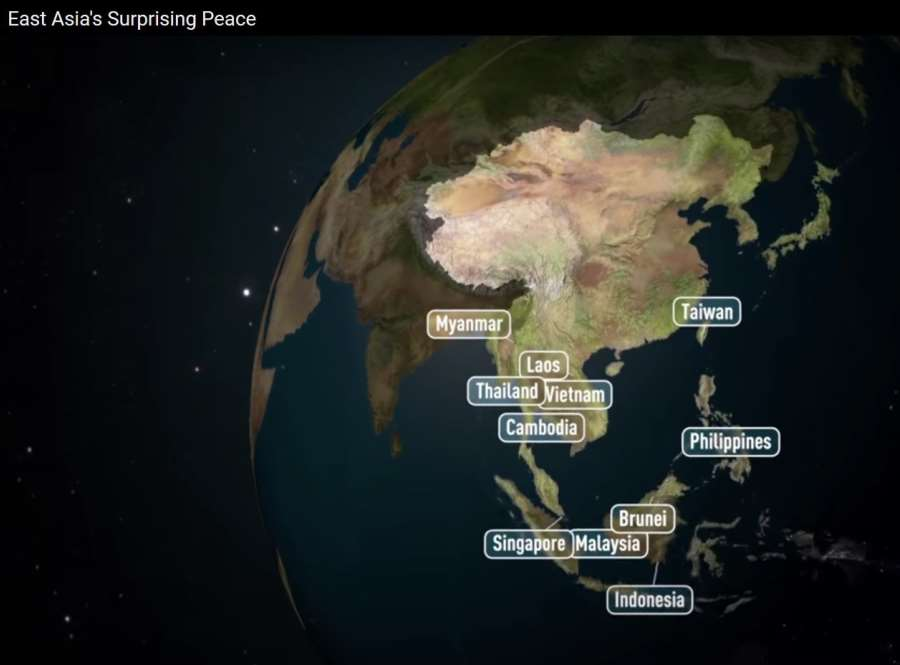 Launch of film about East Asian Peace