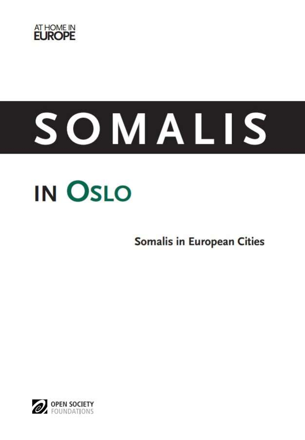 Somalis in Oslo: Presentation of the Report