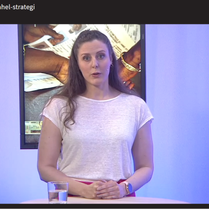 Jenny Lorentzen Contributes to the Launch of the New Norwegian Sahel Strategy