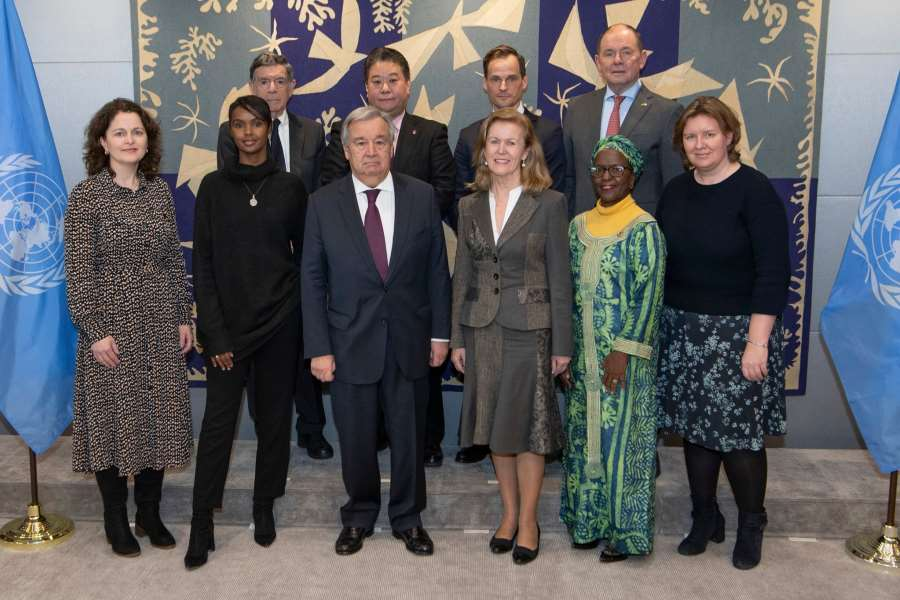Torunn L. Tryggestad Attends Last Meeting as Member of UN Advisory Group