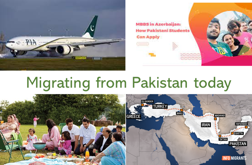 Call for papers: Migrating from Pakistan today