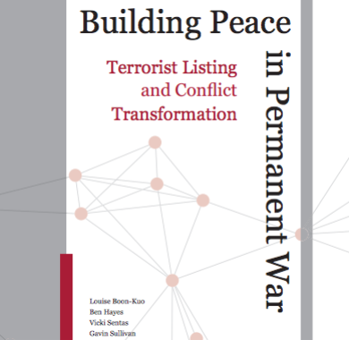 Building Peace in Permanent War: Terrorist Listing & Conflict Transformation