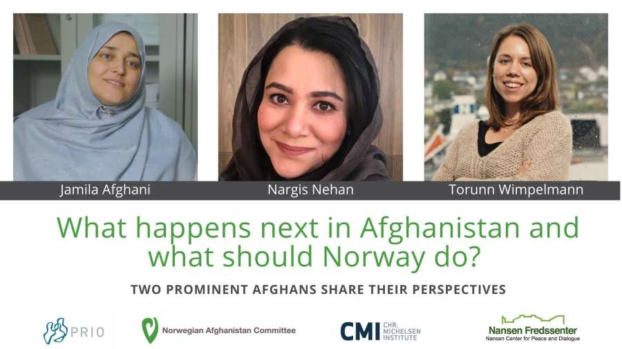 What happens next in Afghanistan and what should Norway do?
