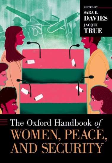 PRIO GPS Researchers Contribute to New Oxford Handbook of Women, Peace, and Security