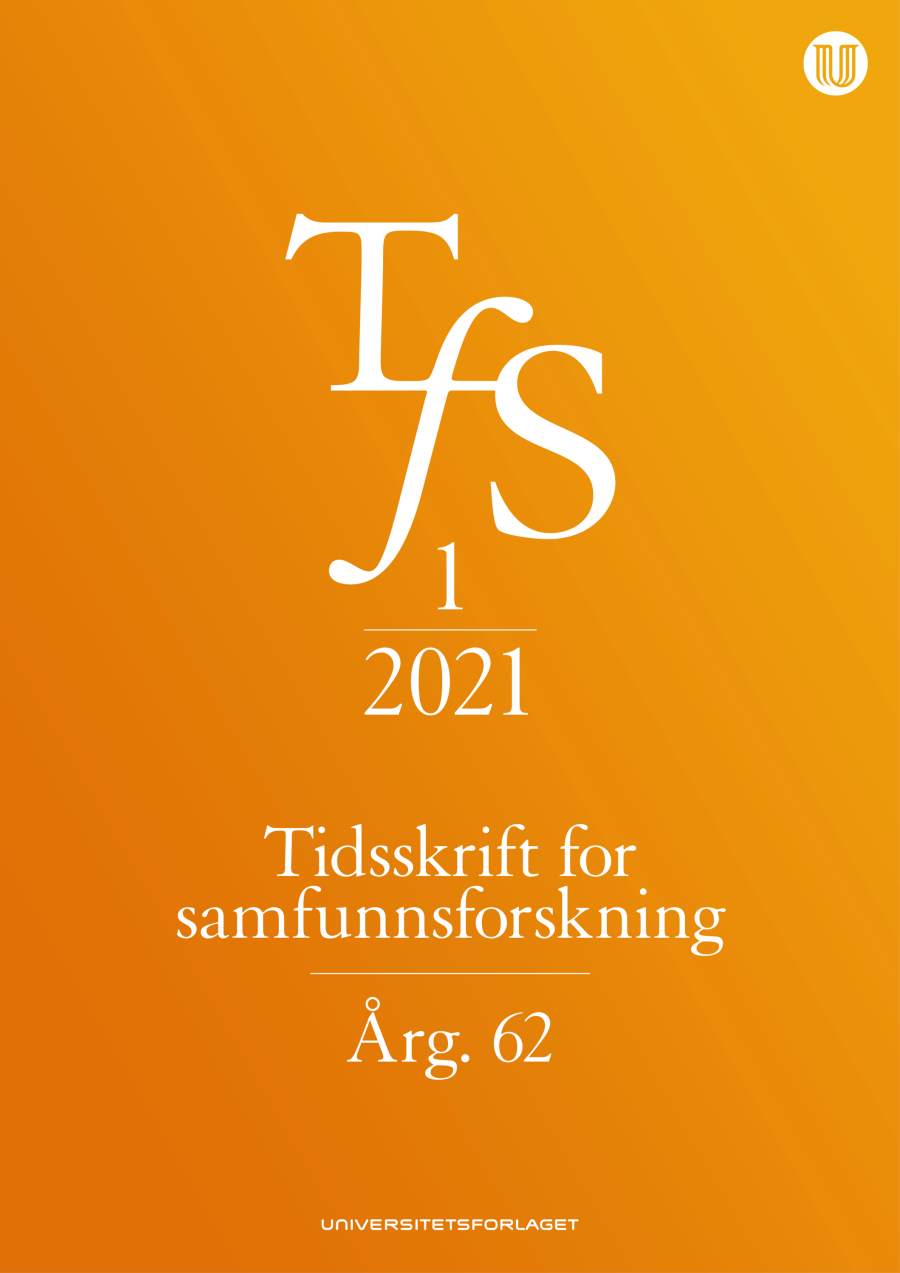 PRIO Researchers Write on Race in Tidsskrift for samfunnsforsking