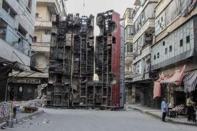 Shifting Paradigms: Moving Forward in Syria