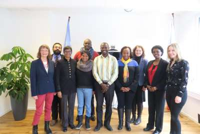 PRIO Researchers Give Training on Gender Responsive Peacebuilding