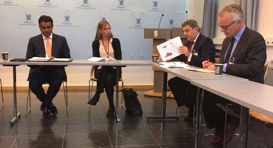 Workshop Comparing Norway and Qatar's Approaches to Conflict Mediation