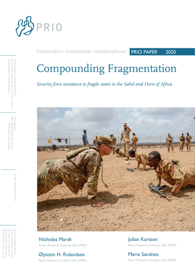Compounding Fragmentation: Security Force Assistance to Fragile States in the Sahel and Horn of Africa