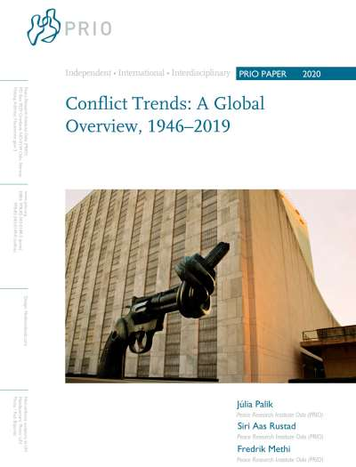 Conflict Trends: A Global Overview, 1946–2019