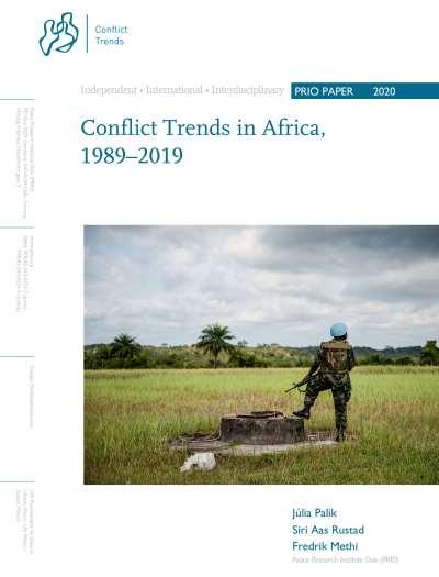 Conflict Trends in Africa, 1989–2019