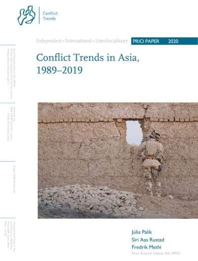 Conflict Trends in Asia, 1989–2019
