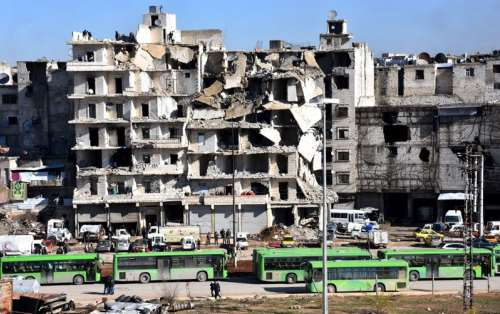 Humaniarian Aid and the War Economy in Syria
