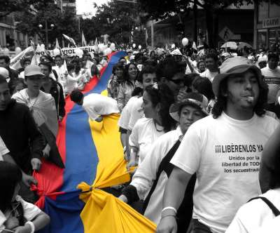 Perceptions of and Experience with the Peace Process in Colombia