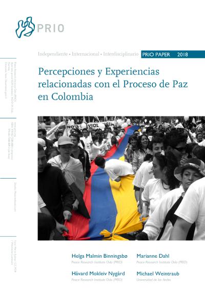 Percepciones y vivencias en relación con el Acuerdo de Paz en Colombia