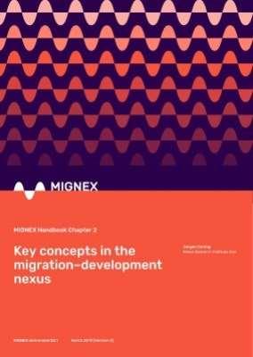 Key concepts in the migration–development nexus, MIGNEX Handbook Chapter 2