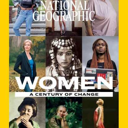 We Gave National Geographic An Exclusive First Look At The Upcoming Women, Peace and Security Index