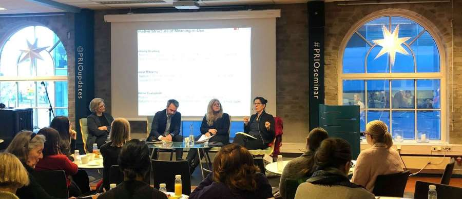 Researchers Share Findings from Equal Peace Project