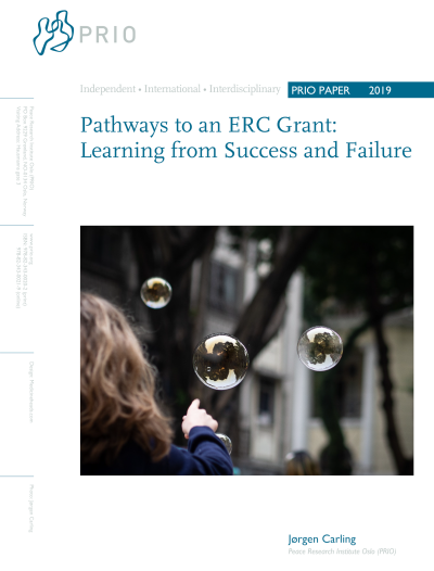 Pathways to an ERC Grant: Learning from Success and Failure