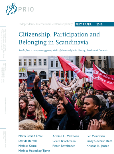 Citizenship, Participation and Belonging in Scandinavia: Results from a survey among young adults of diverse origins in Norway, Sweden and Denmark