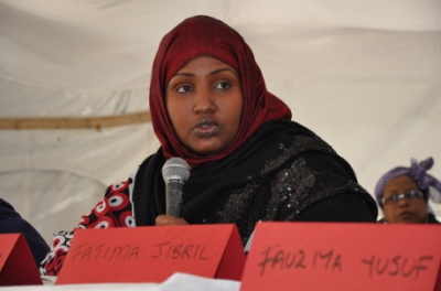Somali Women's Civic and Political Engagement: Past, Present and Future