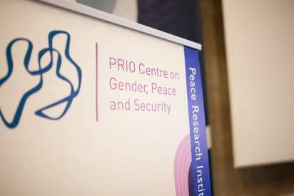 PRIO Centre on Gender, Peace and Security launches new website